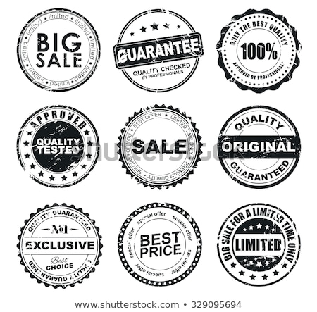 Discount rubber stamp stock photo © IMaster