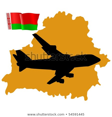 fly me to the belarus stock photo © perysty