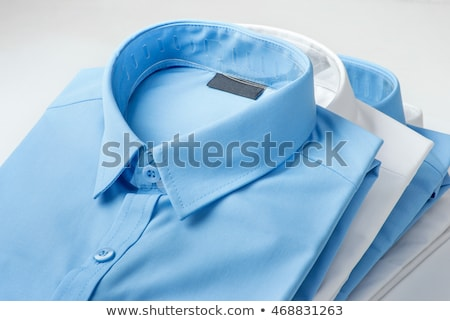 színes · pólók · csetepaté · izolált · fehér · divat - stock fotó © hectorsnchz