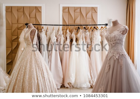 Bridal shop Stock photo © gsermek