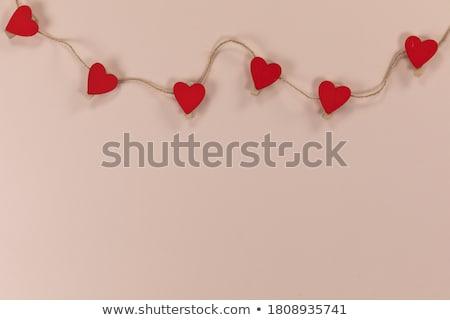 the peg necklace stock photo © carlodapino
