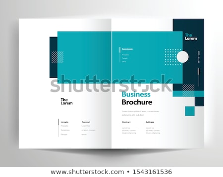 Simple stationary design stock photo © archymeder
