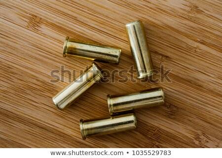 munição · quadro · diferente · calibre · fundo - foto stock © sframe