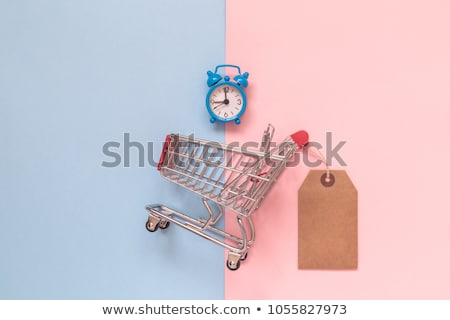 Time for on sale concept Stock photo © Ansonstock