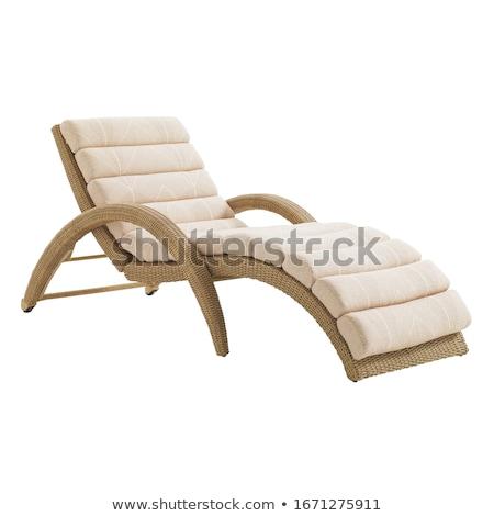 Piscina imagem recorrer hotel casa cadeira Foto stock © sophie_mcaulay