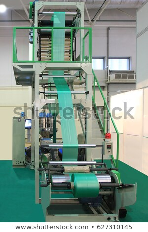 Polyethylene extruder Stock photo © bocosb
