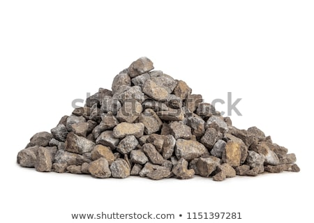 Stock photo: Rock Pile