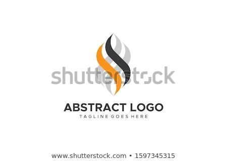chamejante · asas · grande · chama · conjunto - foto stock © cteconsulting