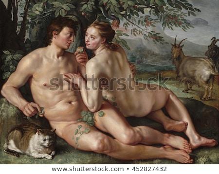 wederzijds · aantrekkelijkheid · twee · liefhebbers · zoenen · ander - stockfoto © pressmaster
