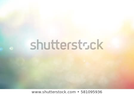 Abstract striped background with  bokeh lights Stock photo © illustrart