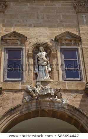 La chiesa di Maria Santissima della Catena church. Cefalu, Sicily.  Stock photo © Photooiasson