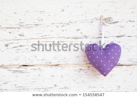 紫色 中心 古い みすぼらしい 木製 画像 ストックフォト © vlad_star