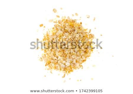 Céréales texture alimentaire blé maïs Photo stock © FOKA