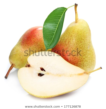 two and half ripe pears Stock photo © Digifoodstock