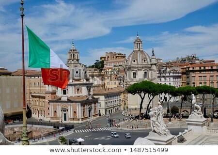 Stock photo: Piazza Venezia Italy
