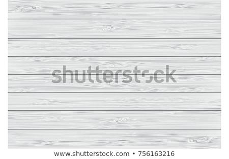 seamless vector wood plank stock photo © sidmay