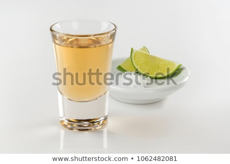 tequila · chaux · sel · coup · or · mexican - photo stock © dash