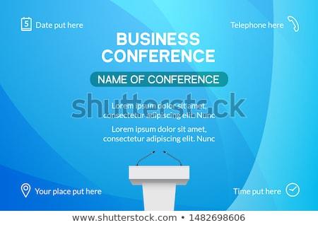 lupa · tabla · negocios · diseno · financiar · éxito - foto stock © robuart