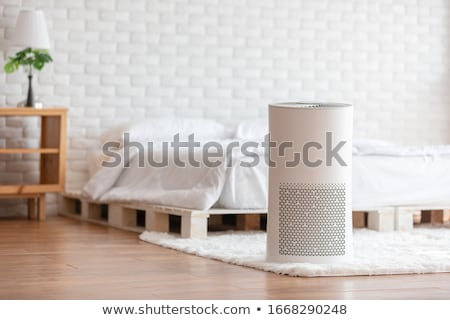 Electric air purifier Stock photo © magraphics