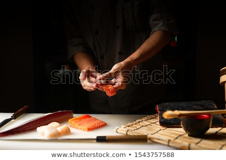 Japanese sushi  Stock photo © fanfo