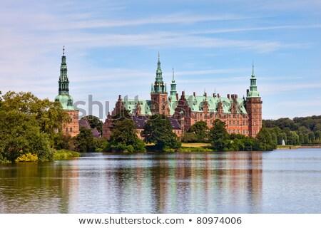 Palazzo Danimarca reale residenza re christian Foto d'archivio © borisb17