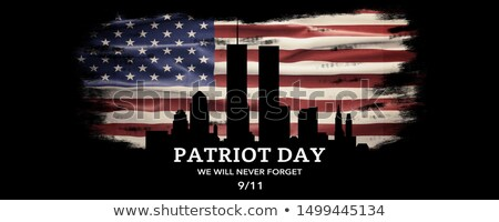 USA vlag sterren vierde Stockfoto © kyryloff
