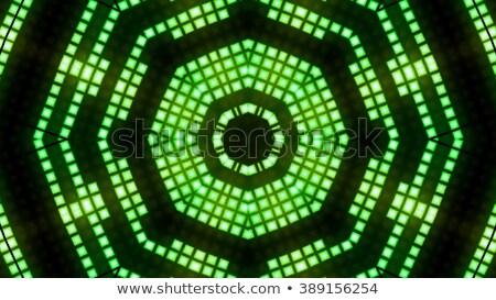 green led blinking lights Stock photo © zkruger