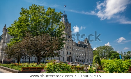 parliament of quebec stock photo © aladin66