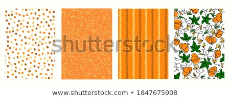 Set color fabric curtain with ornament, holiday background. Stock photo © Ecelop