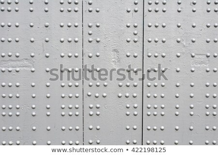 Steel girder with rivets Stock photo © njnightsky