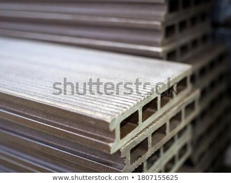 Fragment of lumber Stock photo © IMaster