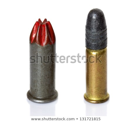 small bore ammunition Stock photo © prill