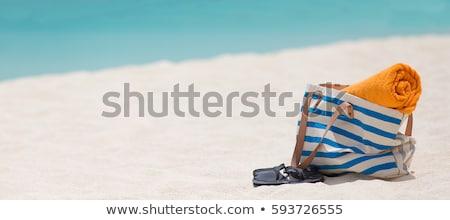 kleurrijk · Geel · vakantie · plastic · speelgoed - stockfoto © ivonnewierink