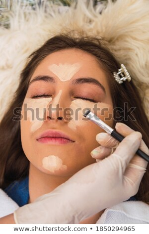 Women make-up tabs Stock photo © photography33