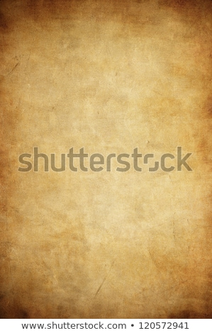 the texture of old vintage burned paper with space for text or stock photo © pashabo