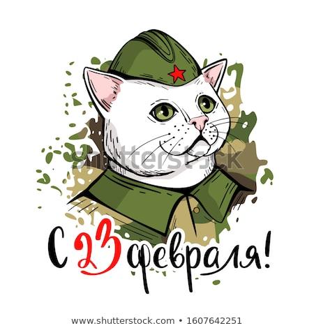 Russian tank Stock photo © Aikon
