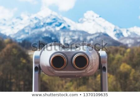 observation viewer stock photo © hlehnerer