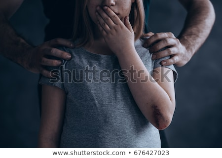 Сток-фото: Child Abuse