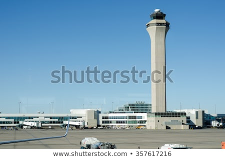 Airport Structure Stock photo © zzve