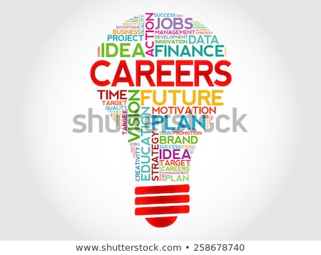 Unemployment. The Wordcloud Concept. Stock photo © tashatuvango