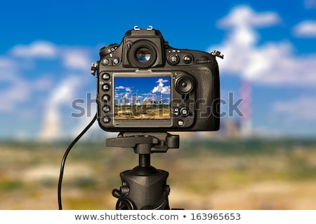 Digital camera on day Stock photo © REDPIXEL