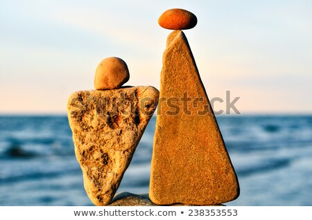 Balanced Rock 2 Stock photo © skylight