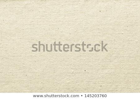 Macro Light natural  Flax Cloth Stock photo © juniart