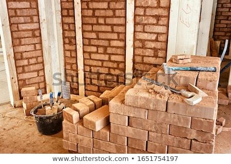 Adobe Bricks stock photo © rhamm