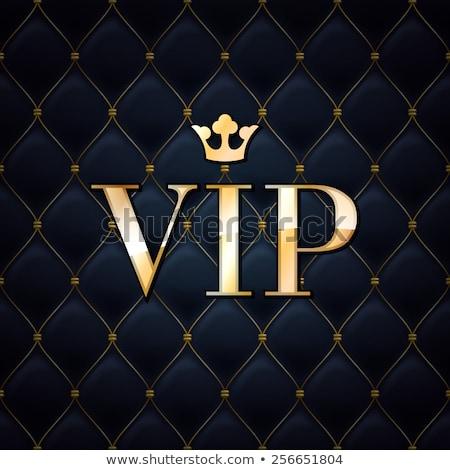 Vip ダイヤモンド ファッション カジノ ギフト ストックフォト © carodi