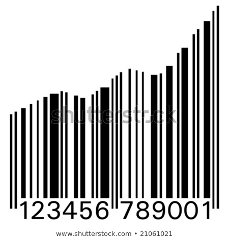 Profit on barcode Stock photo © fuzzbones0