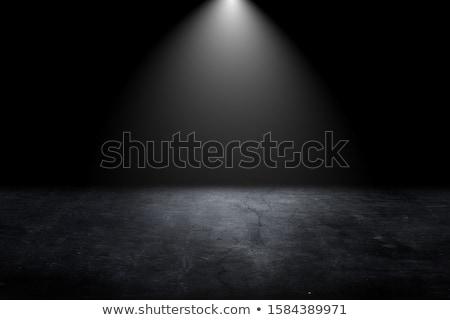 Színes fényes fények sötét éjszaka ünnepek Stock fotó © dolgachov