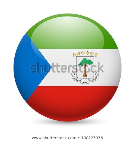 França Guiné Equatorial bandeiras quebra-cabeça isolado branco Foto stock © Istanbul2009