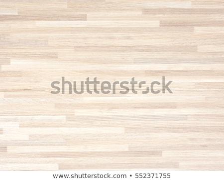 lemn · de · esenta · tare · artar · baschet · teren · de · baschet · podea · lemn - imagine de stoc © scenery1
