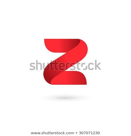Logo Shapes and Icons of Letter Z Stock photo © cidepix
